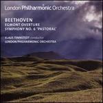 "Beethoven: Egmont Overture; Symphony No. 6 ""Pastoral"""