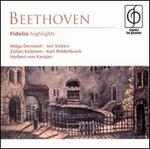 Beethoven: Fidelio [Highlights] - Helen Donath (soprano); Helga Dernesch (soprano); Horst R. Laubenthal (tenor); Jon Vickers (tenor); José van Dam (baritone);...