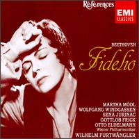 Beethoven: Fidelio - Alfred Poell (vocals); Alwin Hendricks (vocals); Franz Bierbach (baritone); Gottlob Frick (bass); Martha Mödl (vocals);...