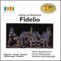 Beethoven: Fidelio - Anton Dermota (vocals); Elisabeth Schwarzkopf (vocals); Hans Braun (vocals); Hermann Gallos (vocals); Josef Greindl (vocals);...
