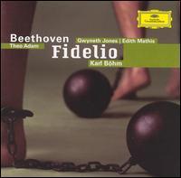 Beethoven: Fidelio - Eberhard Büchner (vocals); Edith Mathis (vocals); Franz Crass (vocals); Günther Leib (vocals); Gwyneth Jones (vocals);...