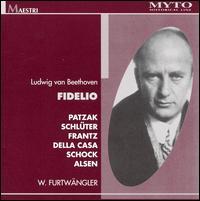 Beethoven: Fidelio - Erna Schluter (vocals); Ferdinand Frantz (vocals); Herbert Alsen (vocals); Hermann Gallos (vocals); Julius Patzak (vocals);...