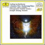 Beethoven: Geister-Trio; Erzherzog-Trio