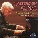 Beethoven: 'Hammerklavier'; 'Hunt'