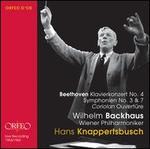 Beethoven: Klavierkonzert No. 4; Symphonien Nos. 3 & 7; Coriolan Ouvertüre