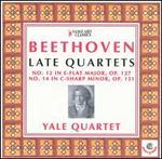Beethoven Late Quartets