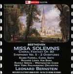 Beethoven: Missa Solemnis; Choral Fantasy; Symphony No. 5; 2 Overtures
