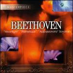 Beethoven: Moonlight, Pathétique & Appassionata Sonatas