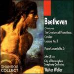 Beethoven: Overtures & Piano Concerto No. 5