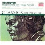 Beethoven: Piano Concerto No. 1; Choral Fantasia