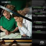 Beethoven: Piano Concerto No. 3; Mozart: Piano Concerto No. 24