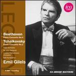 Beethoven: Piano Concerto No. 4; Tchaikovsky: Piano Concerto No. 2