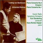 """Beethoven: Piano Concerto No. 5 """"Emperor""""; Brahms: Piano Concerto No. 1"""