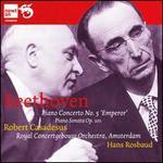 Beethoven: Piano Concerto No. 5 'Emperor'; Piano Sonata Op. 101