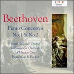 Beethoven: Piano Concertos No. 1 & No. 2