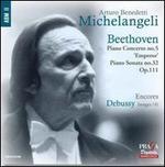 Beethoven: Piano Concertos No. 5; Piano Sonata No.  32
