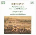 """Beethoven: Piano Concertos Nos. 4 & 5 """"Emperor"""""""