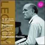 "Beethoven: Piano Sonata No. 3; Bagatelles; Piano Sonata No. 29 ""Hammerklavier"""