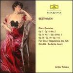 Beethoven: Piano Sonatas; Für Elise; Bagatelles, Op. 126; Rondos; Andante Favori