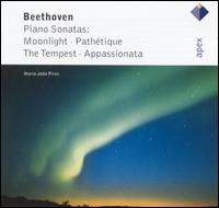 Beethoven: Piano Sonatas - Moonlight, Pathétique, The Tempest, Appassionata - Maria João Pires (piano)