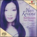 Beethoven: Piano Sonatas Nos. 21, 23, 26