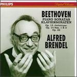 """Beethoven: Piano Sonatas Op. 13 """"Pathétique;"""" Op. 14, Nos. 1 & 2; Op. 22"""