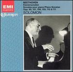Beethoven: Piano Sonatas Opp. 90, 101, 106, 109, 110 & 111