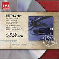 Beethoven: Piano Sonatas - Stephen Kovacevich (piano)