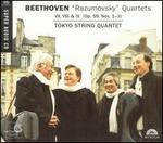 "Beethoven: ""Razumovsky"" Quartets, Op. 59"