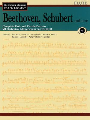 Beethoven, Schubert and More: Flute - Beethoven, Ludwig Van (Composer), and Schubert, Franz, Pro (Composer), and Mendelssohn (Composer)