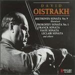 "Beethoven: Sonata No. 9 ""Kreutzer""; Prokofiev: Sonata No. 1; etc. - David Oistrakh (violin); Lev Oborin (piano); Vladimir Yampolsky (piano)"