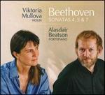 Beethoven: Sonatas 4, 5 & 7