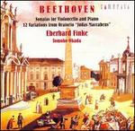 Beethoven: Sonatas for Violoncello & Piano; 12 Variations from Judas Maccabeus