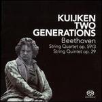 Beethoven: String Quartet; String Quintet