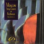 Beethoven: String Quartets Nos. 10 & 11