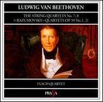 Beethoven: String Quartets Nos. 7 & 8