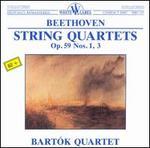 Beethoven: String Quartets Op. 59/ 1 & 3
