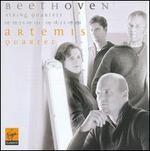 Beethoven : String Quartets Op. 59/3, Op. 132, Op. 18/2 & Op. 131