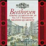 Beethoven: String Quartets, Op. 59, Nos. 1 & 3