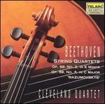 "Beethoven: String Quartets ""Razumovskys"""