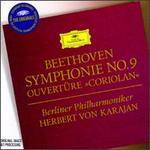 "Beethoven: Symphonie No. 9 [1962]; Ouvert�re ""Coriolan"""
