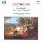 "Beethoven: Symphonies Nos. 1 & 6 ""Pastoral"""