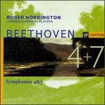 Beethoven: Symphonies Nos. 4 & 7