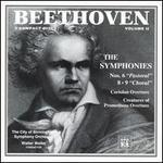"Beethoven: Symphonies Nos. 6 ""Pastoral"", 8, 9 ""Choral"""
