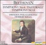 "Beethoven: Symphonies Nos. 6 ""Pastorale"" & 8"