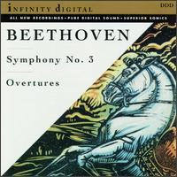 "Beethoven: Symphony No. 3 ""Eroica""; Overtures - Alexander Titov (conductor)"