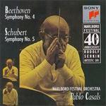 Beethoven: Symphony No. 4; Schubert: Symphony No. 5