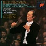 "Beethoven: Symphony No. 6 ""Pastoral""; Coriolan & Egmont Overtures"