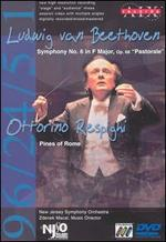 Beethoven: Symphony No. 6; Respighi: Pines of Rome [DVD Audio+DVD Video]