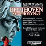 Beethoven: Symphony No. 9 [1895 Gustav Mahler Edition]